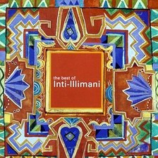 "Inti Illimani ""The Best Of Inti-Illimani"""
